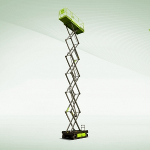 Scissor lift 1412DC9Li) Zoomlion